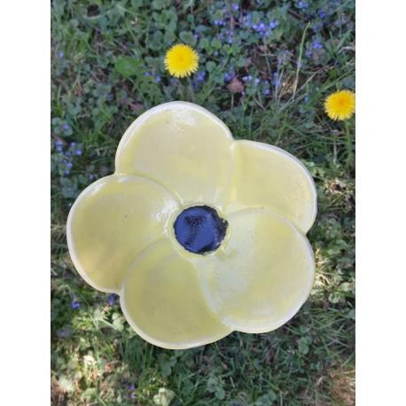Grande Fleur jaune