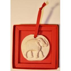 Éléphant Senteur en céramique