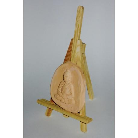 Tableau Bouddha senteur